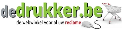 Dedrukker.be - de webwinkel voor al uw reclame