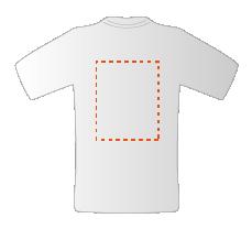 Budget T-shirts met grote opdruk