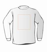Budget Sweaters met grote opdruk