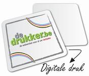 Bierkaartjes vierkant (93mm) digitaal