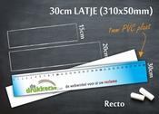 Meetlat 30cm R